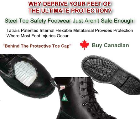 Safety Boots / Safety Footwear Canada